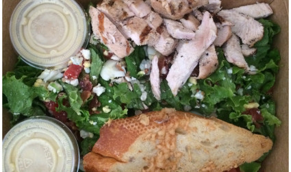 5 more of the best lunch salads in Charlotte