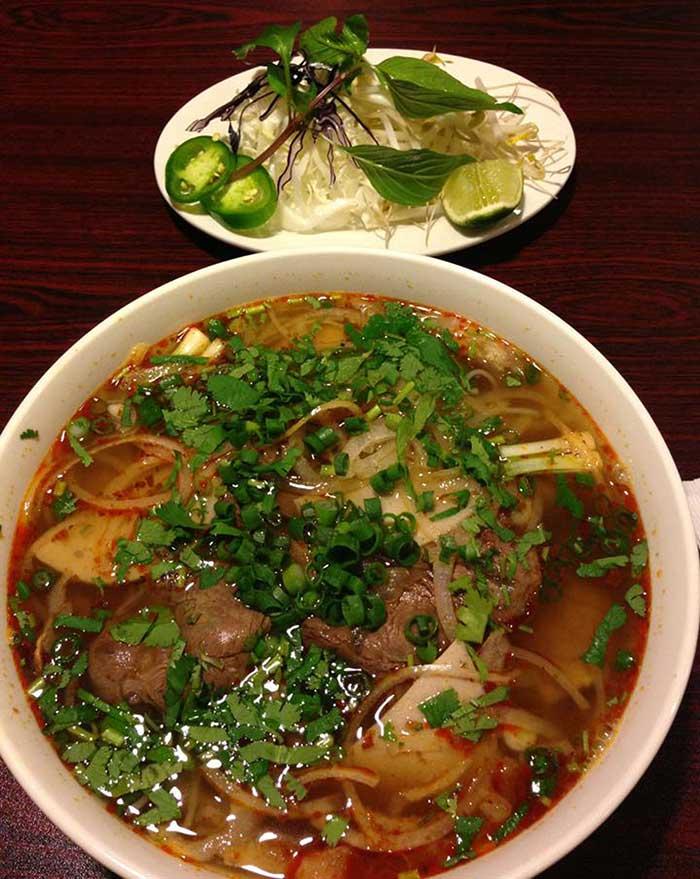Charlottes top 10 dive restaurants. The Vietnamese food edition