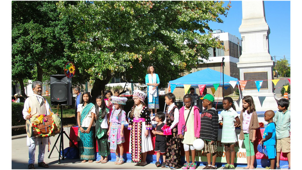 Charlotte Asian Heritage Association to host Gandhi Unity Fall Festival on October 10th