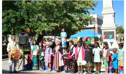 Charlotte Asian Heritage Association to host Gandhi Unity Fall Festival on...