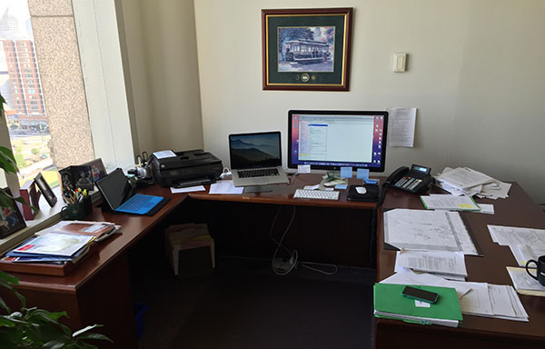 work life of hyong yi assistant city manager of charlotte