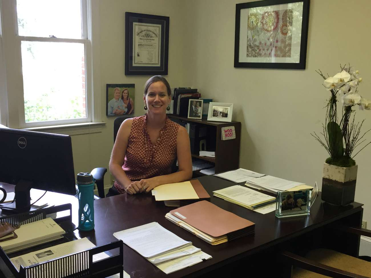 Work Life of Lauren Lewis, Mecklenburg County Bar's Young Lawyer of the Year