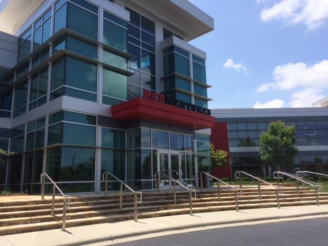 red ventures headquarters building