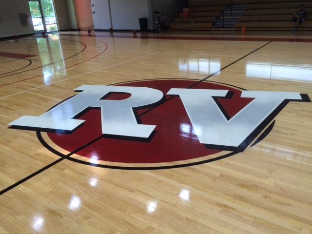 red ventures center basket ball court