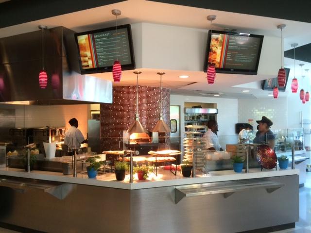 red ventures cafeteria charlotte headquarters