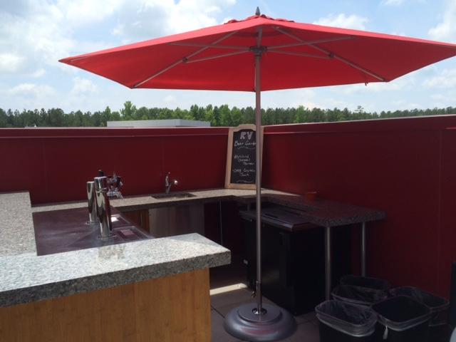 red ventures rooftop bar