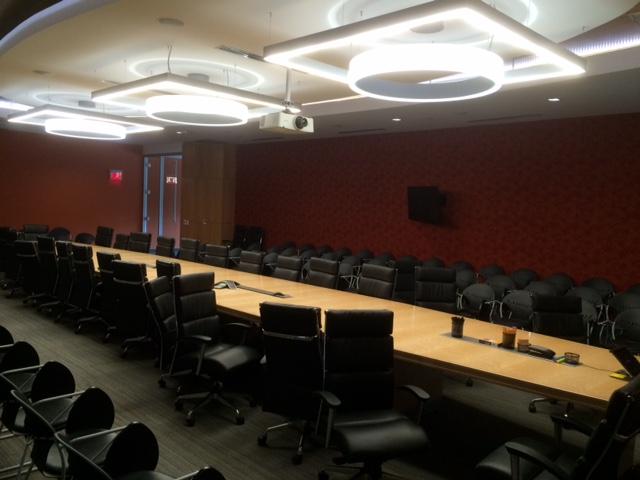 red ventures big conference room