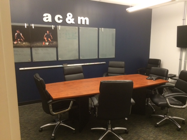 acm conference room ad agency charlotte