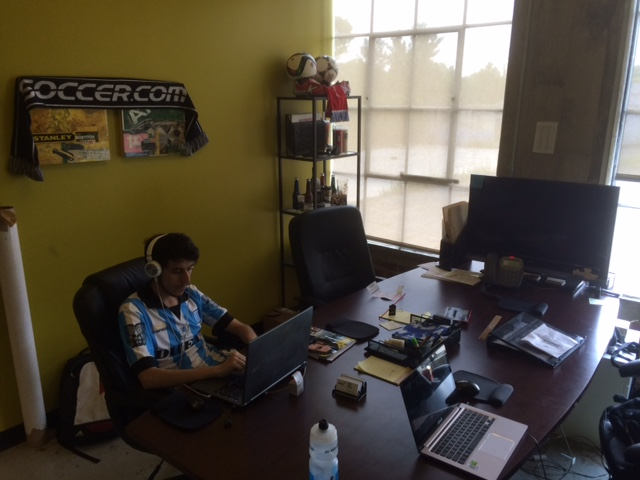 ac&m hispanic and soccer ad agency office