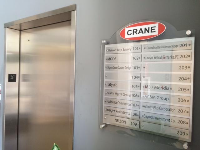 crane building elevator