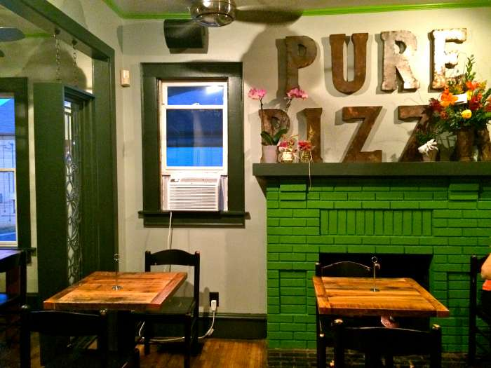 Pure Pizza Plaza Midwood