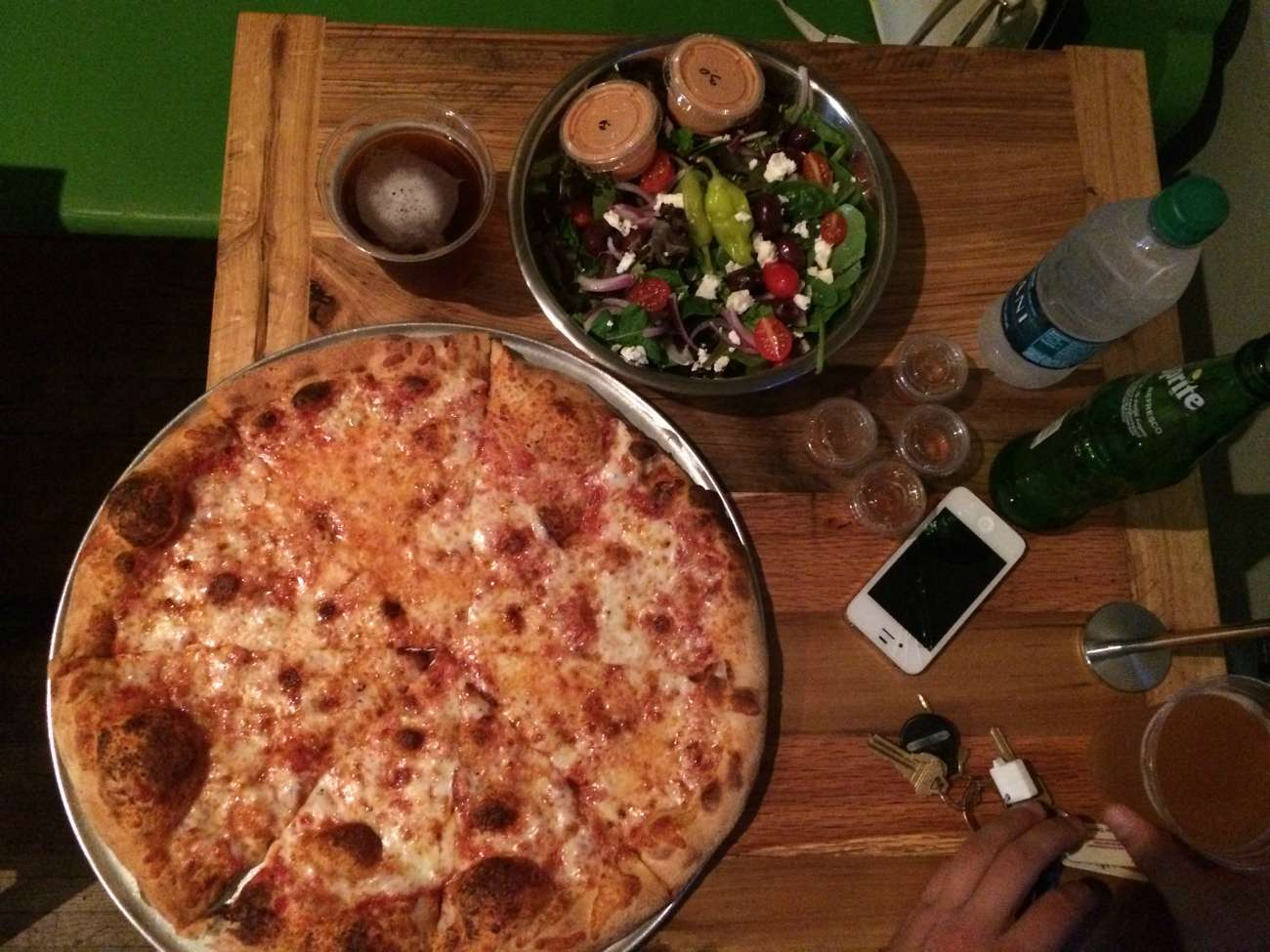 #pizzamidwood: Pure Pizza is now open in Plaza Midwood