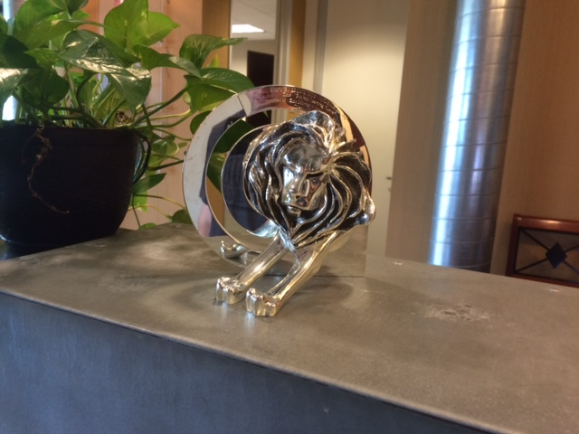 silver cannes lion charlotte eric mower