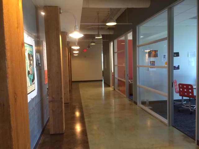 hallway eric mower in charlotte