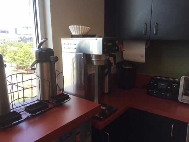 kitchen eric mower office
