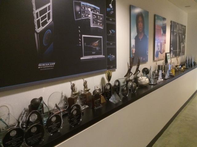awards at eric mower and associates