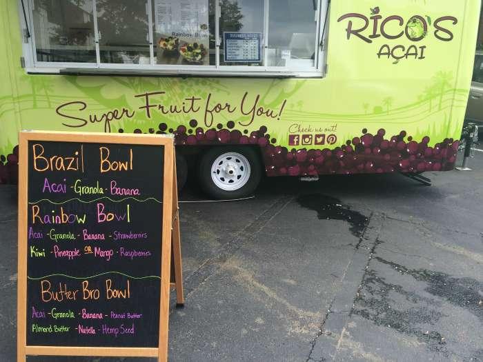 Rico's Acai Food Truck