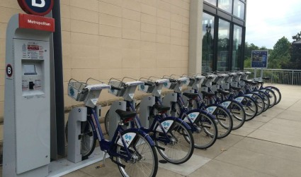 Here's how to use the B-cycle bike share program