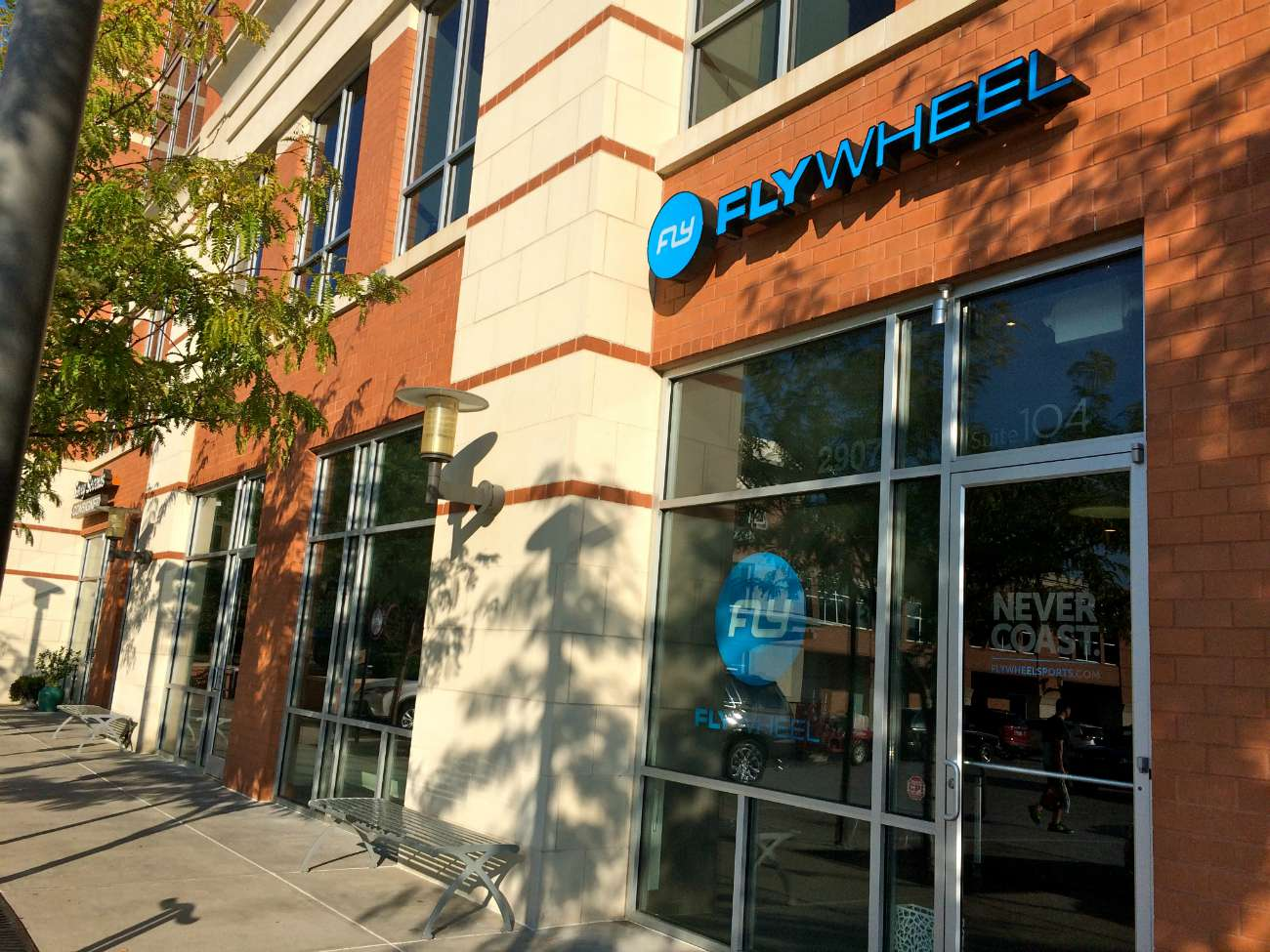 The 6 people you'll see at Flywheel on any given day