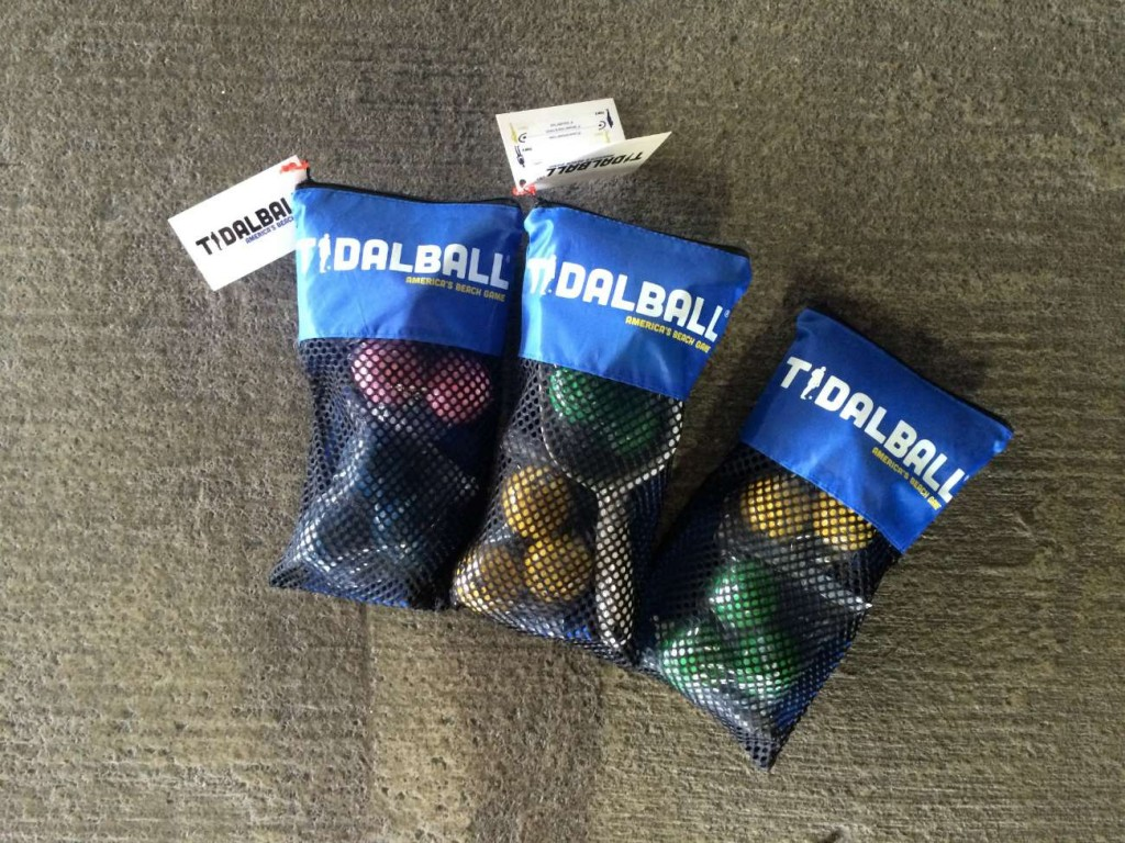 There's just enough summer left to buy TidalBall and head straight to the beach