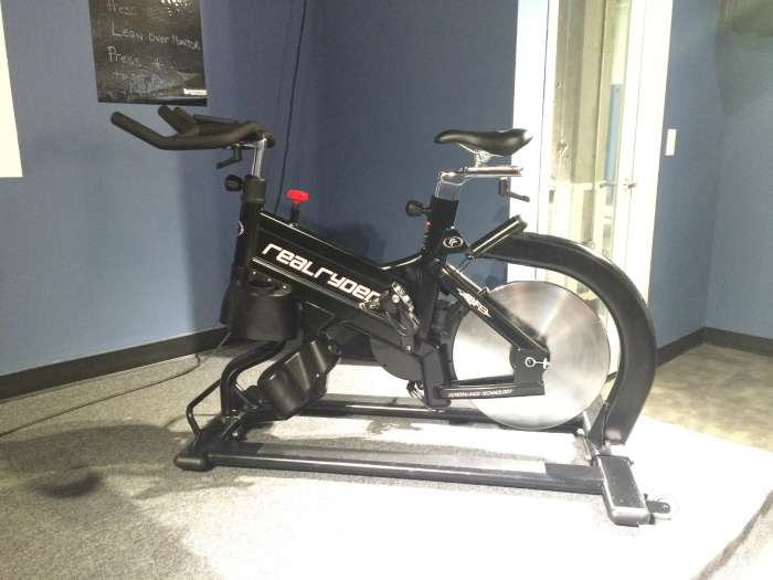RealRyder bike