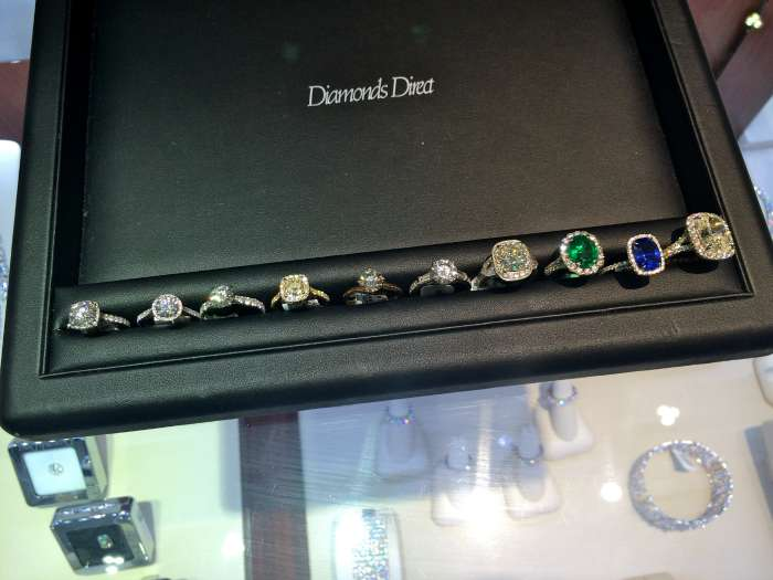 Secret Shopper: Buying an engagement ring at Diamonds Direct