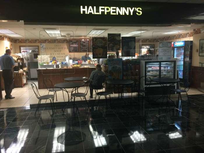 Halfpenny's