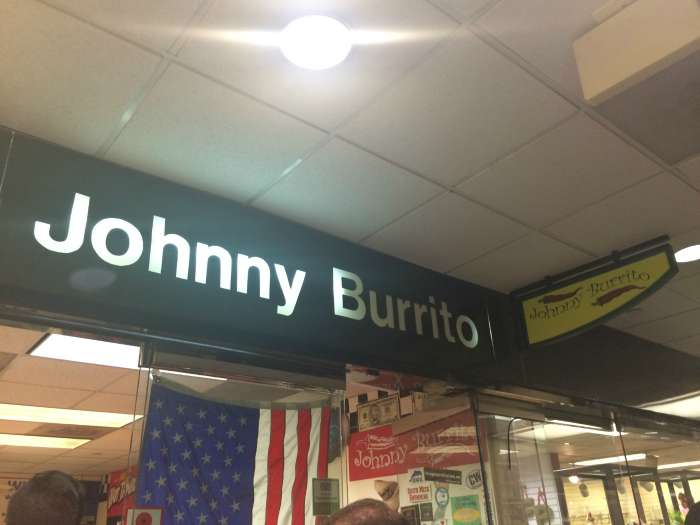 Johnny Burrito