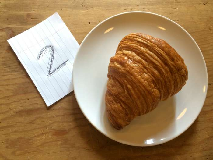Sunflour croissant