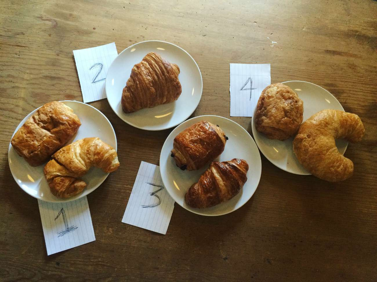 Charlotte Croissant Wars: 4 bakeries blind taste-tested and ranked