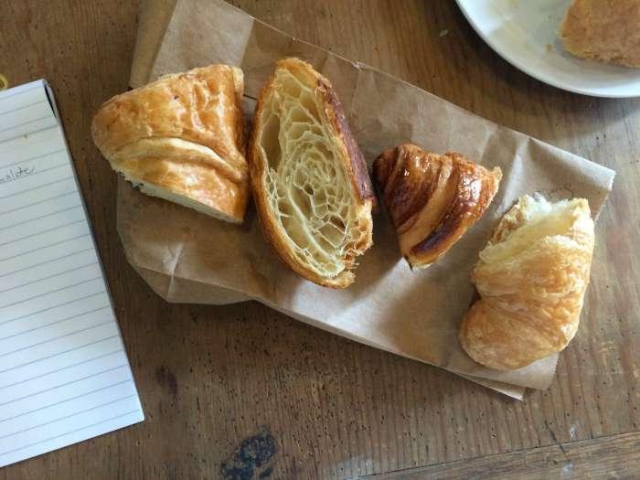 Charlotte croissants