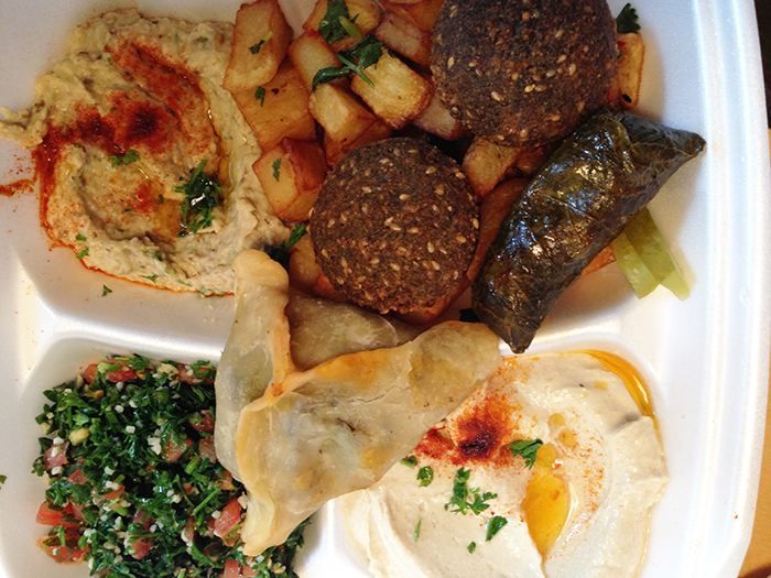 Vegetarian Combo Kabob Grill Charlotte