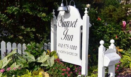 The perfect couples getaway: The Sunset Inn on North Carolina's coast