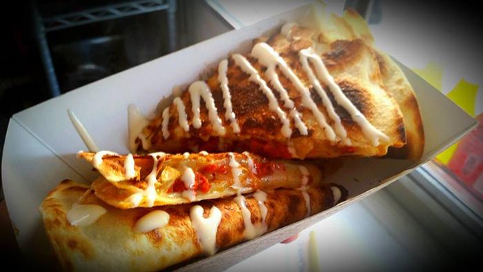Taco-Green-Go-Loaded-Chorizo-Quesadilla