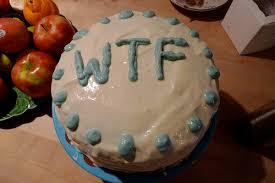 WTF Cake