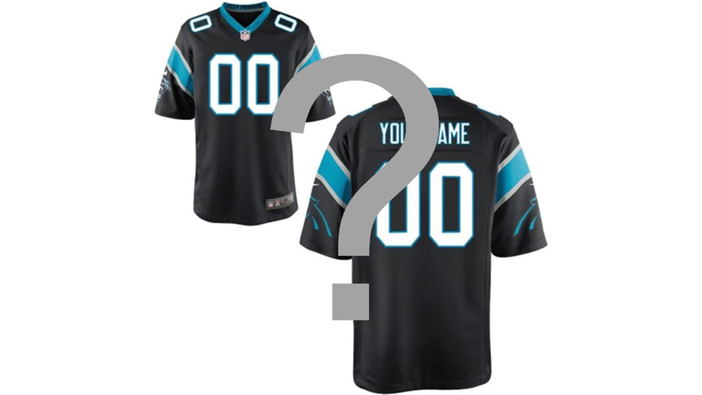 Which Panthers jersey should you buy?