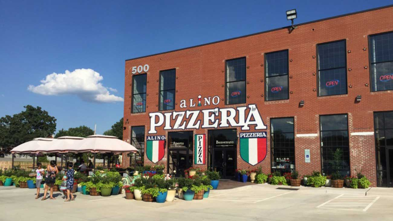Alino Pizzeria brings a taste of Italy to Mooresville