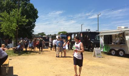 The complete list of Charlotte's 58 food trucks
