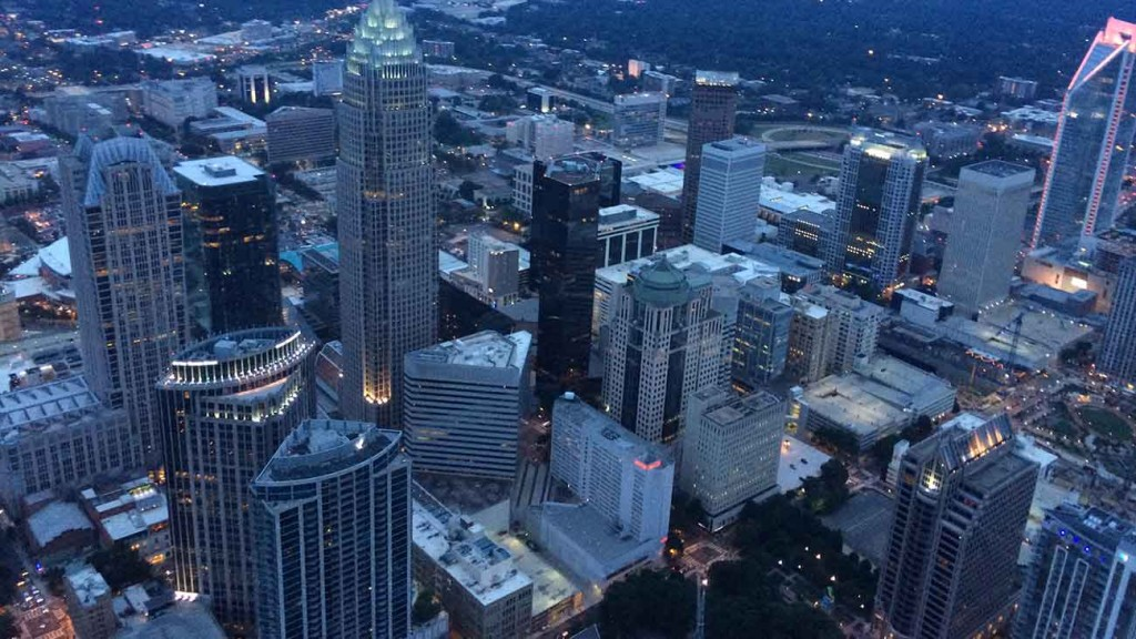 What would you do if you were mayor of Charlotte?
