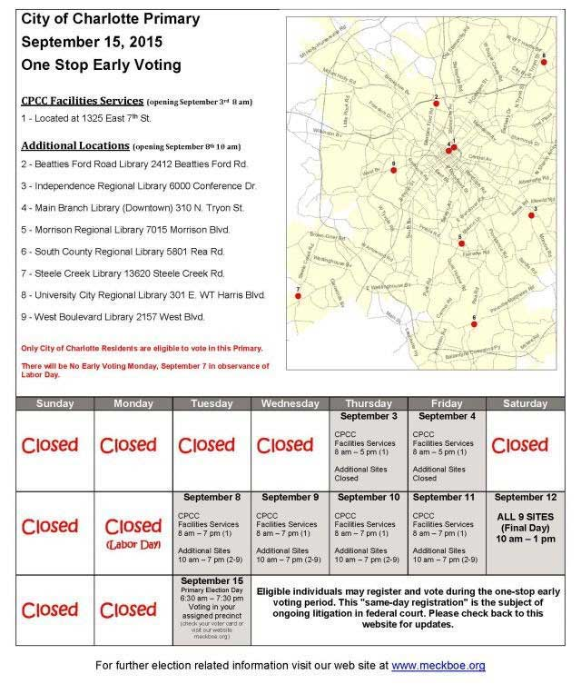 charlotte-primary-voting-calendar
