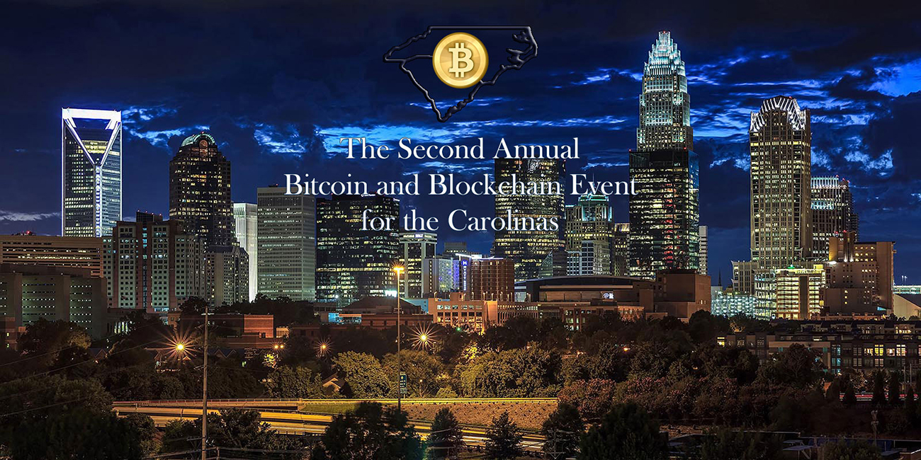 Charlotte to host Virtual Currency Workshop and Cryptolina Bitcoin Expo on August 14th-15th