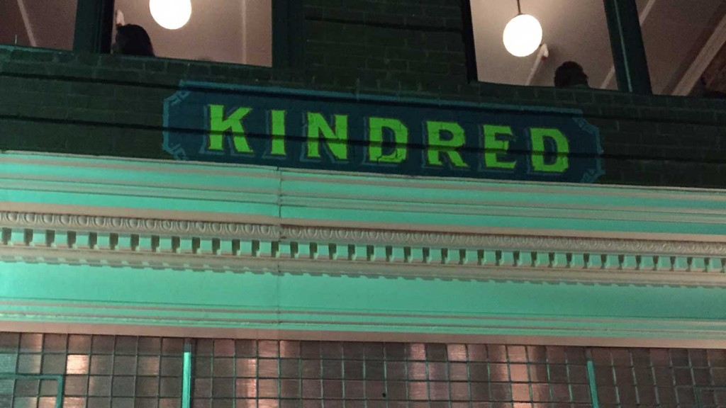 Restaurant Review: Kindred