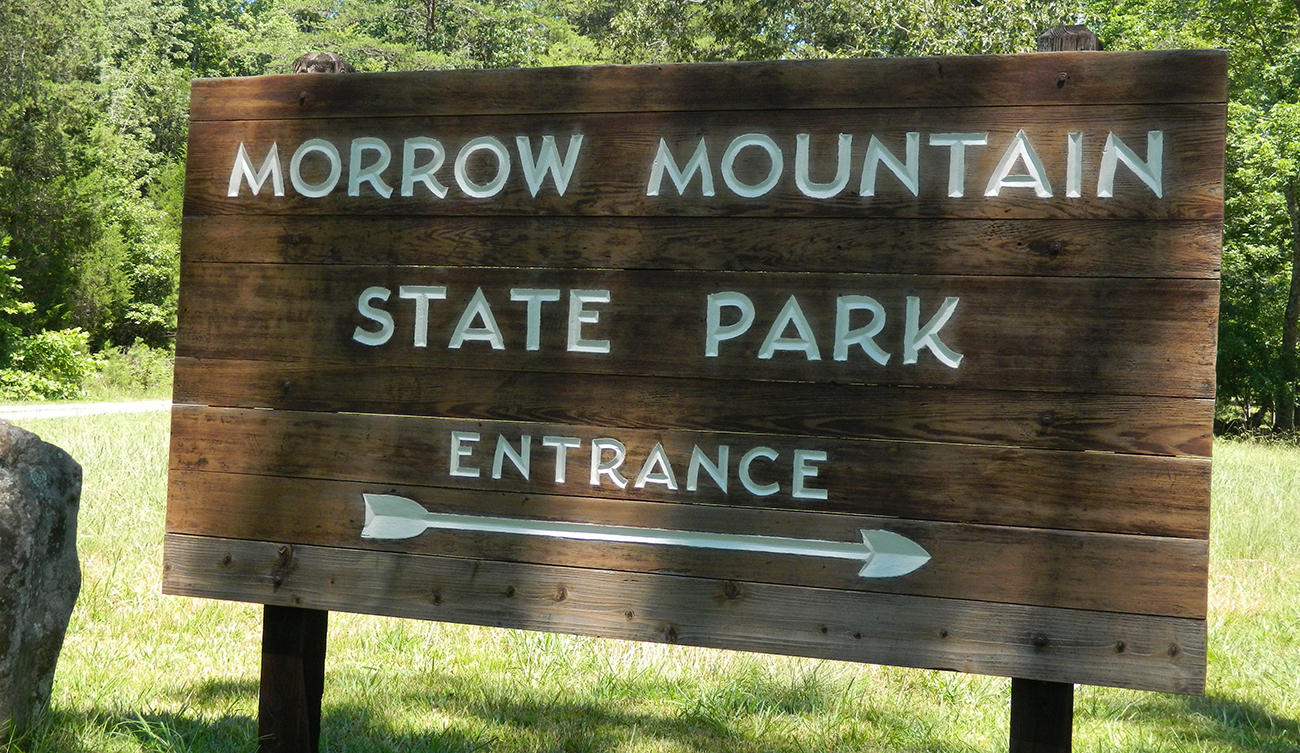 Why your next day trip should begin and end at Morrow Mountain State Park