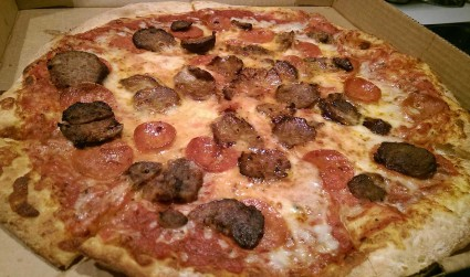 Top 5 pizza joints in Charlotte, ranked