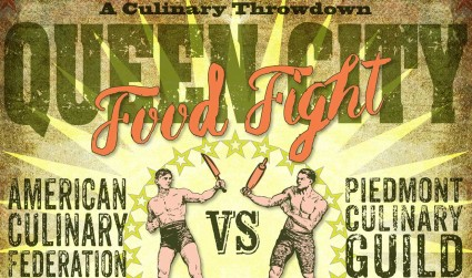 Local chefs to participate in Queen City Food Fight: A Culinary...