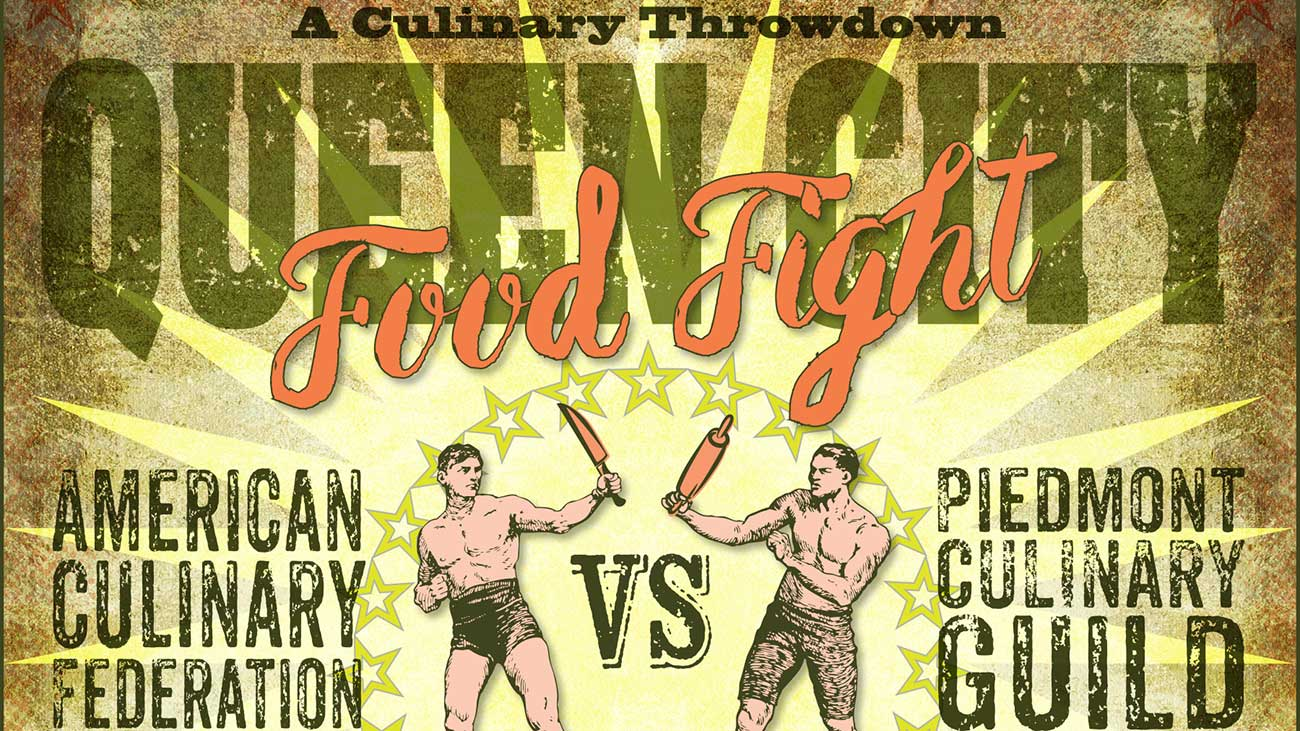 Local chefs to participate in Queen City Food Fight: A Culinary Throwdown on August 30th