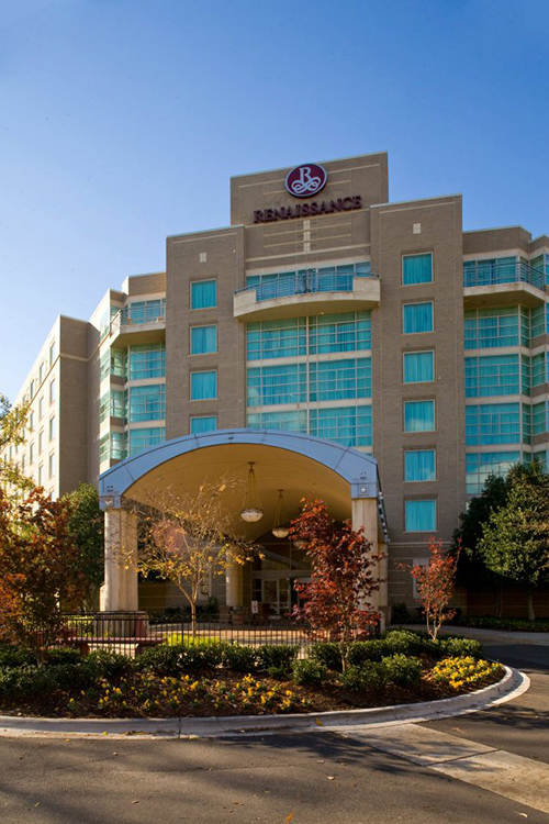 List of all 6 Charlotte SouthPark hotels with rates  : renaissance southpark charlotte from www.charlotteagenda.com size 500 x 750 jpeg 297kB