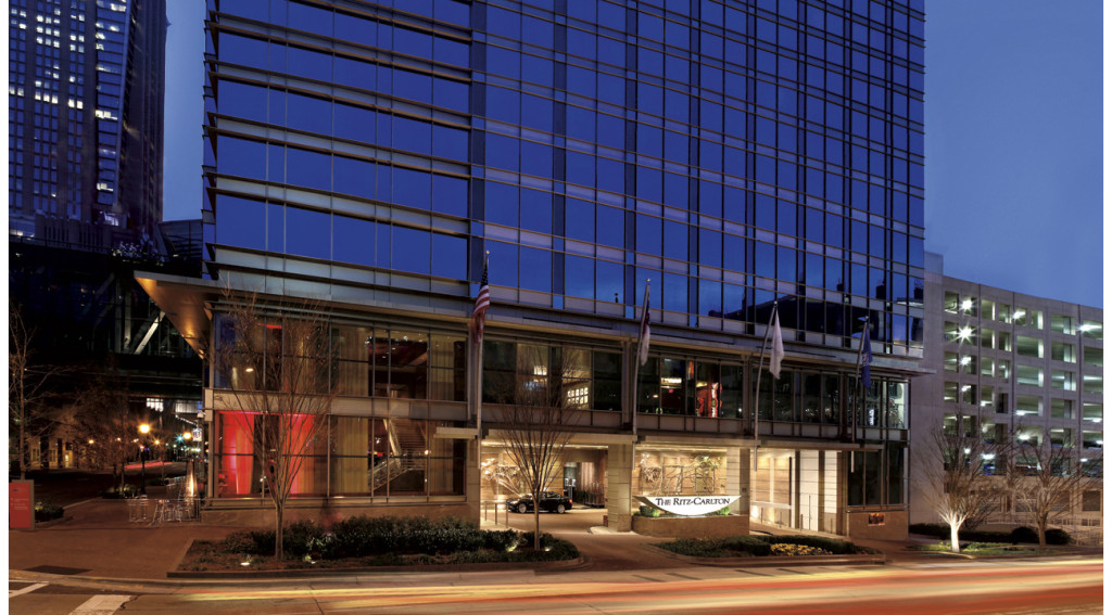 List of all 17 Uptown Charlotte hotels with rates