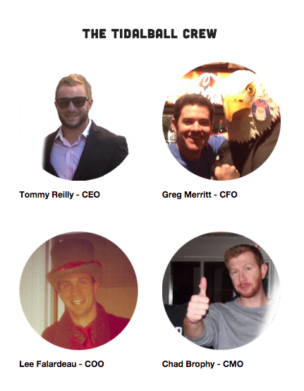 TidalBall founders