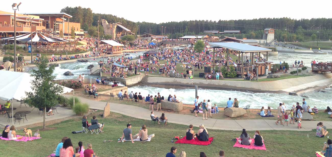 The Agenda Guide to the Whitewater Center
